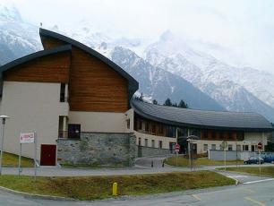 Emergency department, Chamonix Hospital