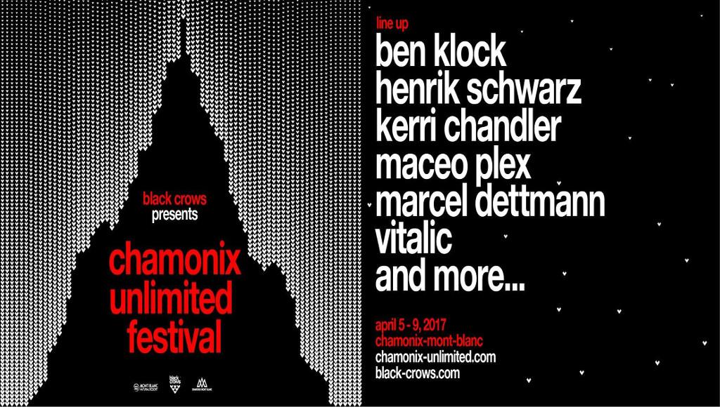 Chamonix Unlimited Festival 2017