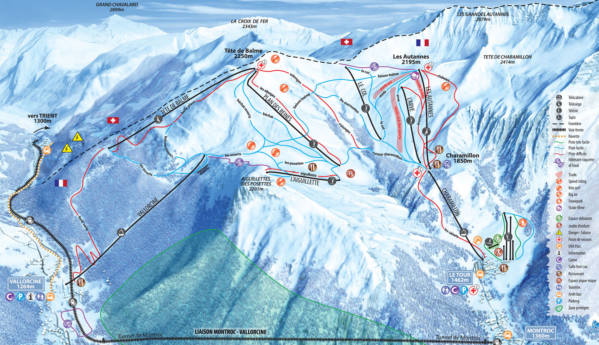 Piste Map Three Valleys Pdf