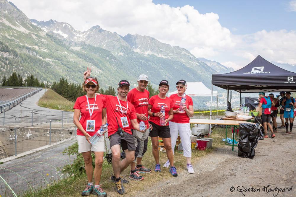 Les volontaires sont indispensables à la bonne organisation du Marathon du Mont-Blanc