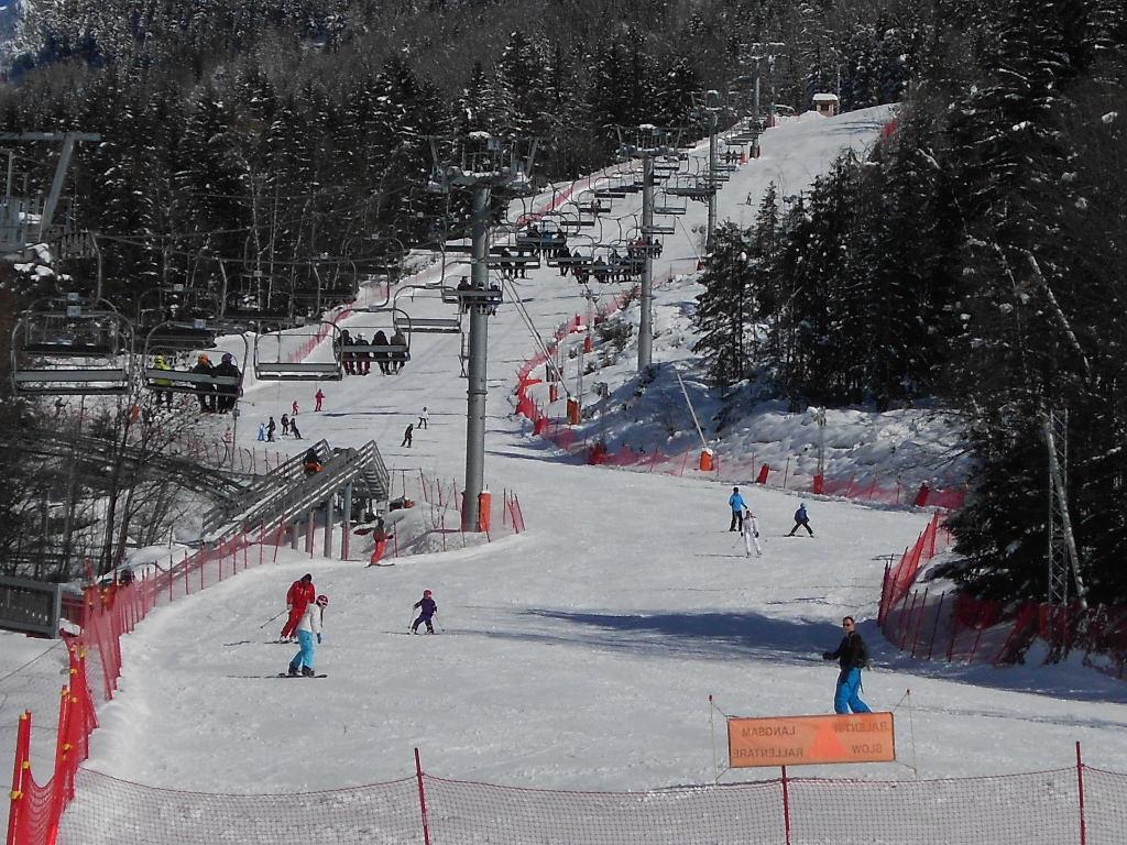 Bulletin neige et conditions de ski chamonix le 18 fevrier 2014 - Meteo chamonix office tourisme ...
