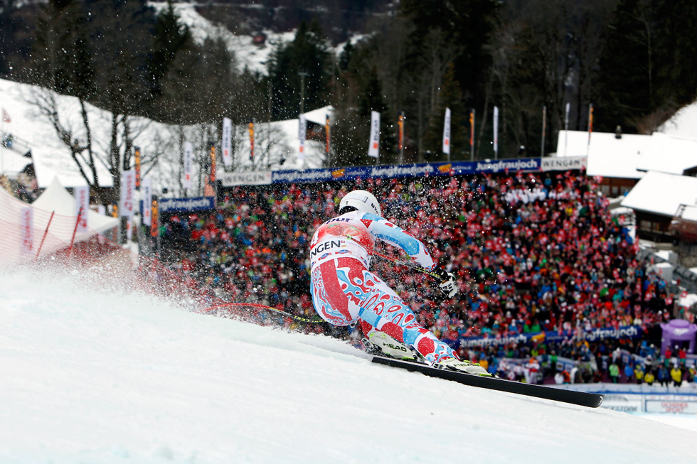 Alpine skiing: Guillermo Fayed announces the end of his career