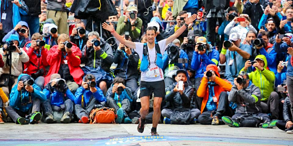 UTMB 2018: Kilian Jornet will be on the starting line