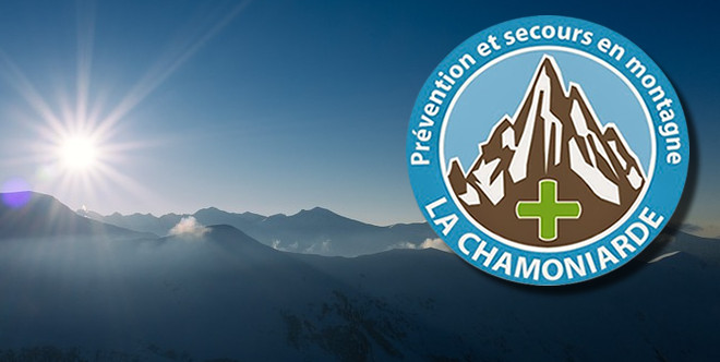 La Chamoniarde : the local mountain security association. Photo source: @https://montblanclive.com/radio