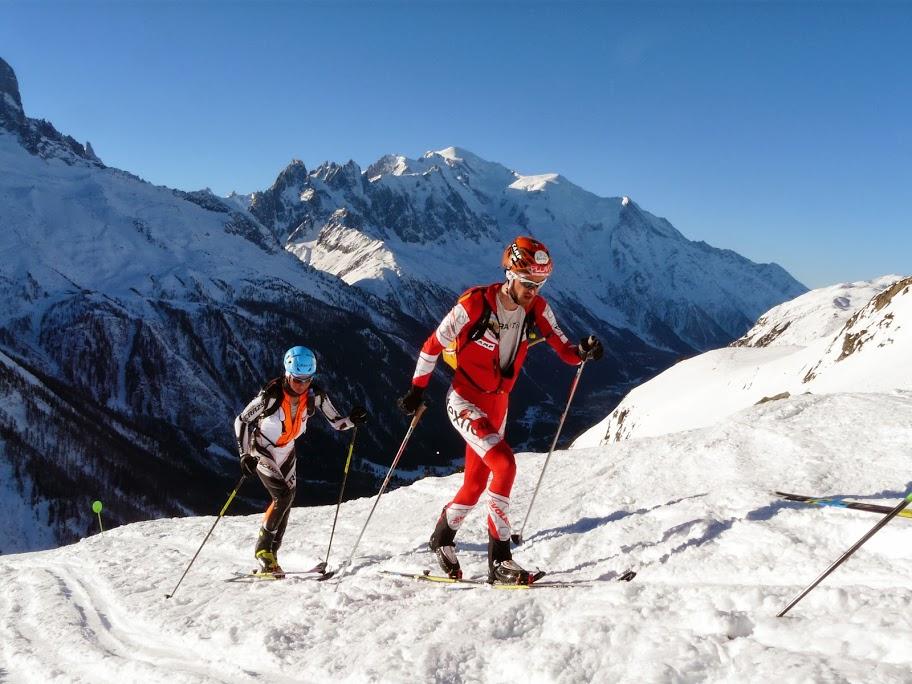 2014 French Ski Mountaineering Championship, Photo @ BONNET Nicolas
