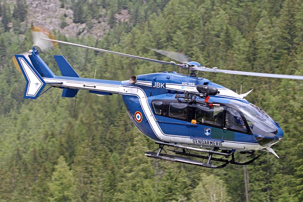 PGHM Chamonix. Photo source: @helicopassion.com