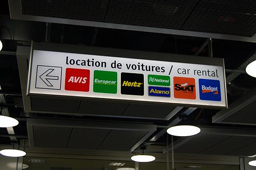 Sixt Car Hire Geneva
