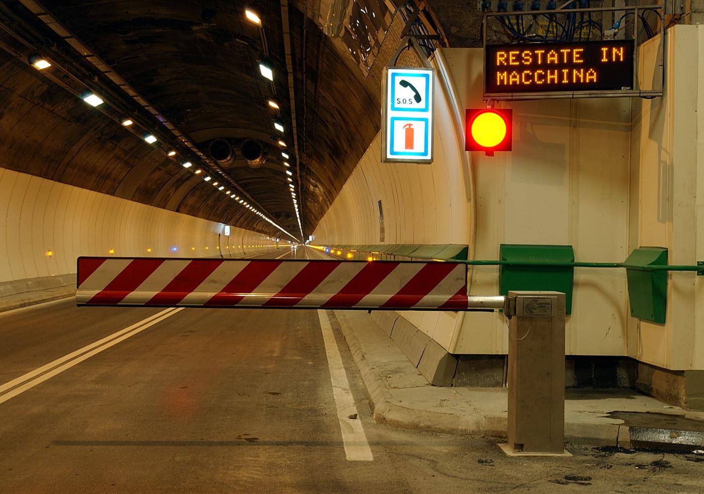tunnel du mont blanc trafic