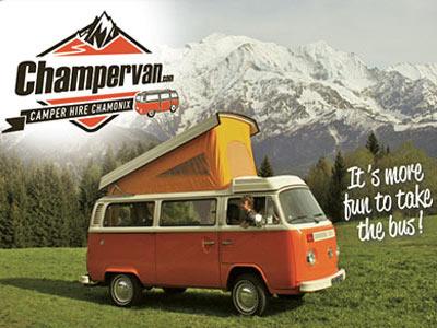 Le Camping Car VW en location