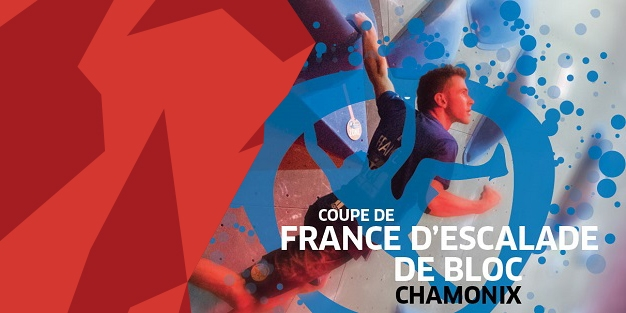 French bouldering competition Chamonix 2018