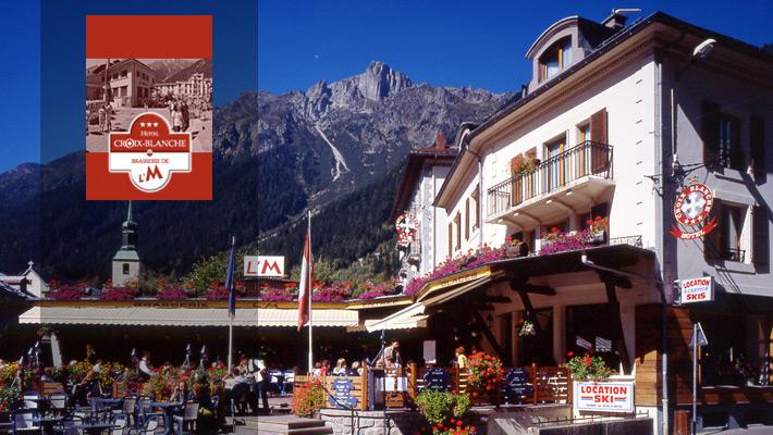 Hôtel Croix Blanche in Chamonix