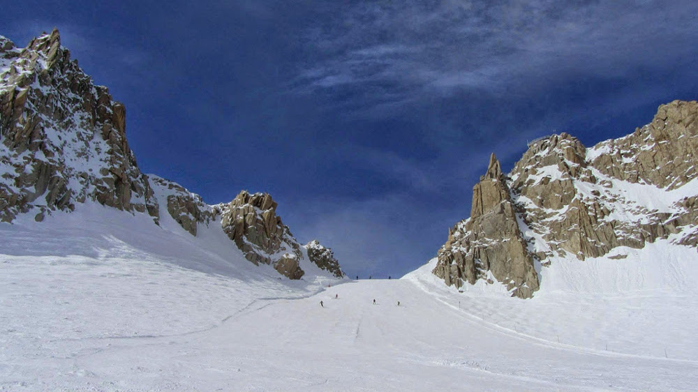 Glacier des Rognons. Crédit photo : Maxence Pioteyry. photo source : http://buff.ly/1naVoRT