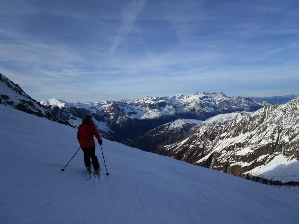 Les Grands Montets ski area