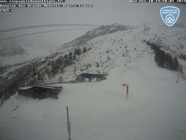 Chamonix ouverture des domaines skiables - Meteo chamonix office tourisme ...