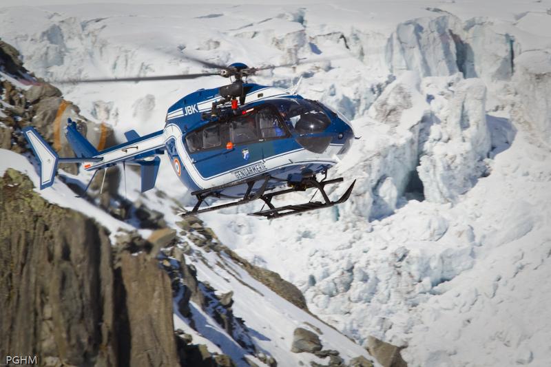 PGHM Rescue Team of Chamonix