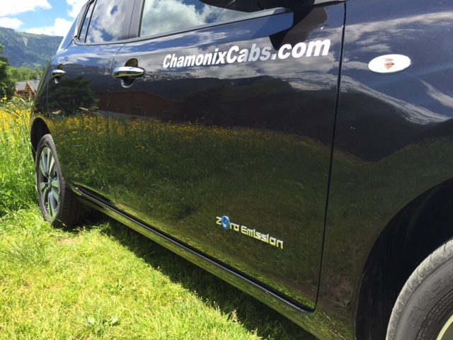 ChamonixECOcabs