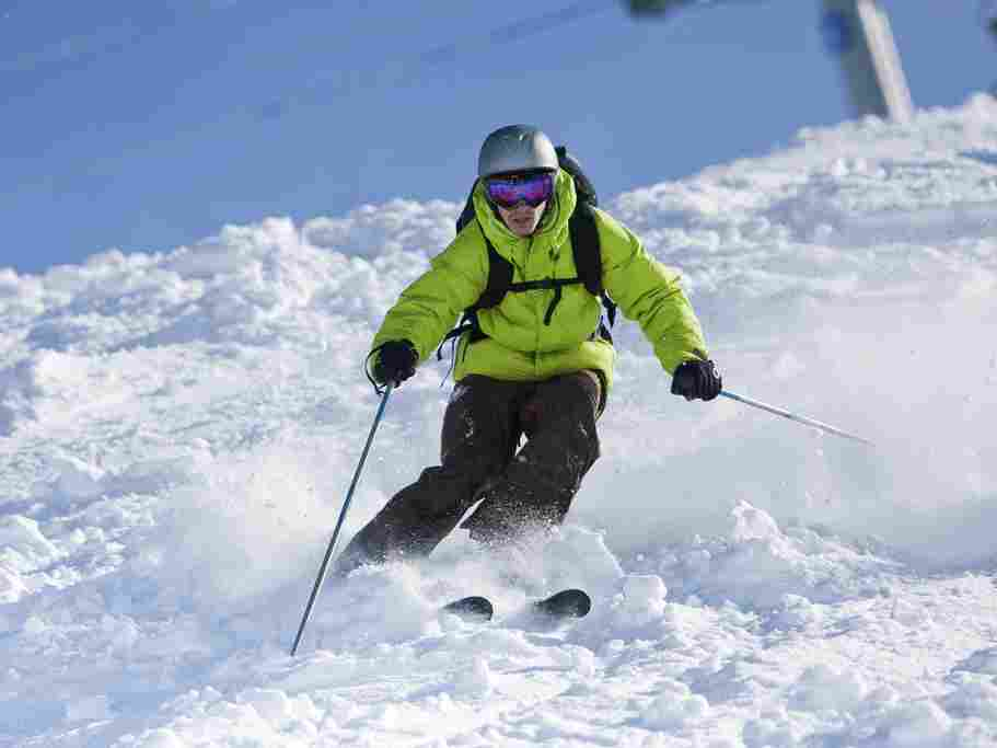 winter in chamonix sports and activities