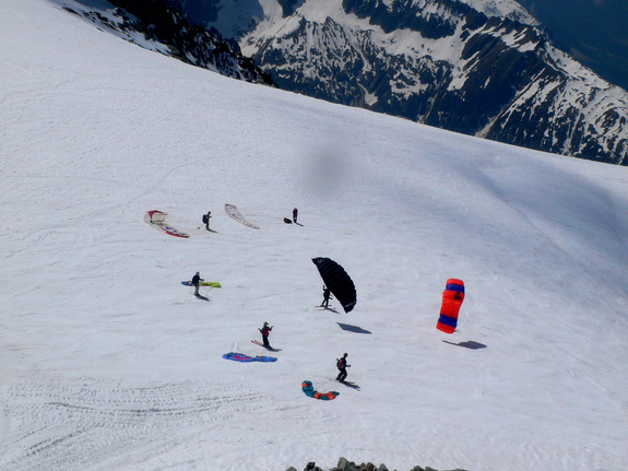 chamonix speed riding schools
