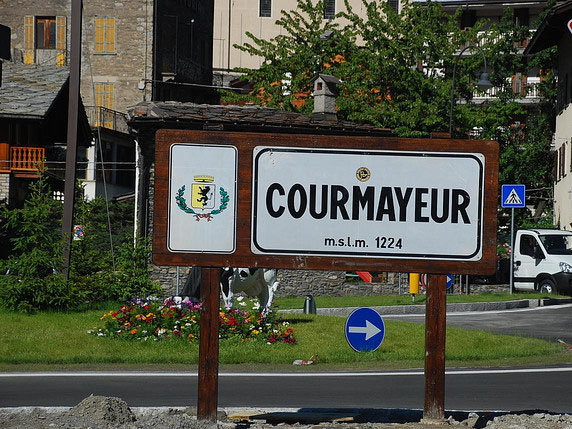 courmayeur sightseeing