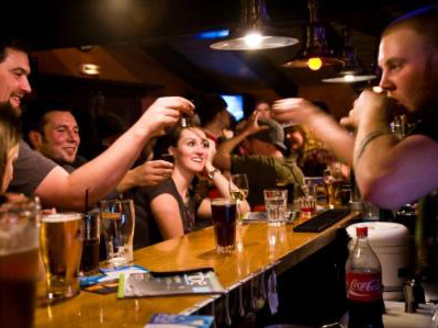 The Age After Which It Would Be 'Tragic' To Go Clubbing ...  |People Having Fun In A Club