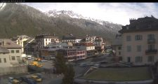 Chamonix Ville Webcam
