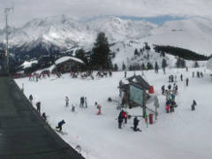 Mont d'Arbois Panoramic webcam