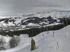 Rochebrune Panoramic webcam