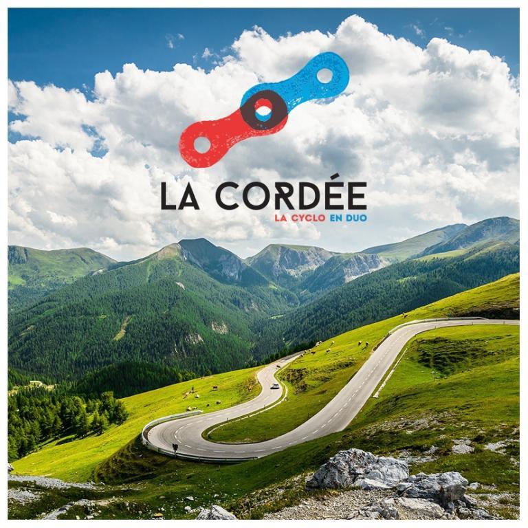 Le Cordée Cyclosportive. Photo source: @la-cordee-cyclo.com
