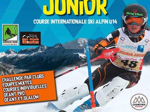 Kandahar Junior, logo de la compétition
