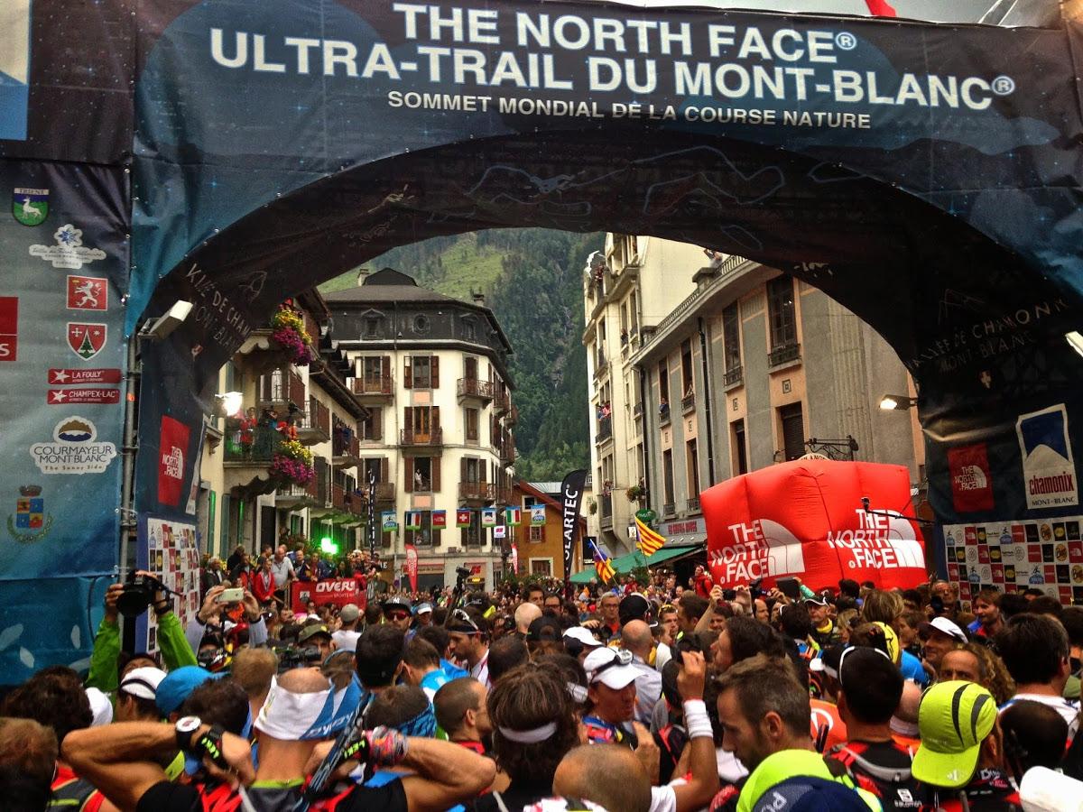 The Ultra Trail du Mont Blanc