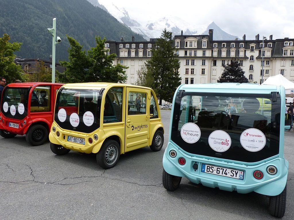 Transdev laisse tomber le projet d'autopartage «Les Ponettes»