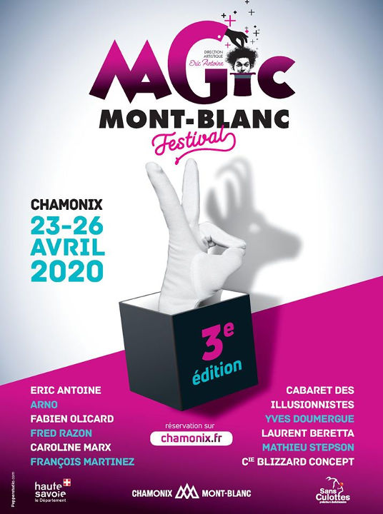 Festival Magic Mont-Blanc, source photo @facebook