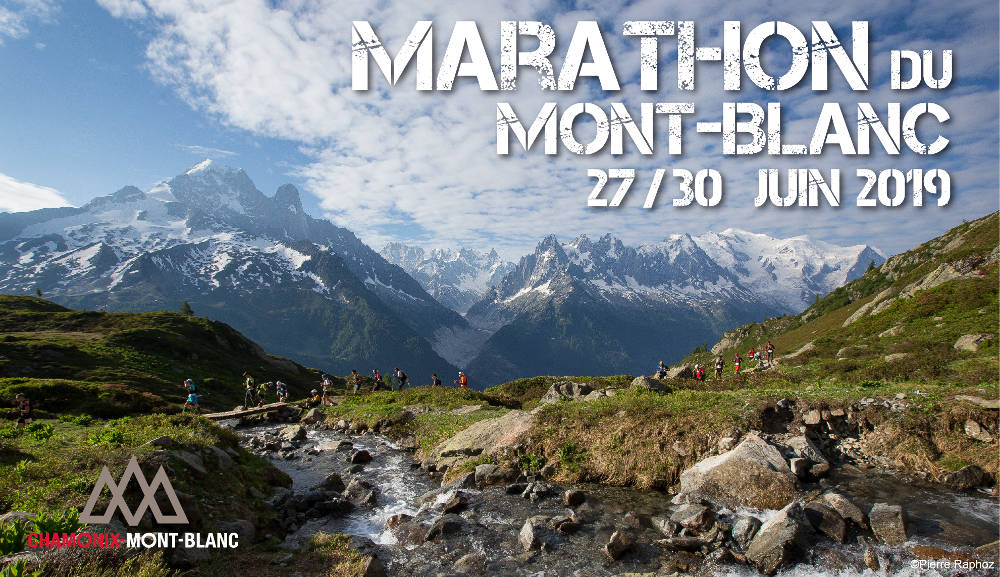 Marathon du Mont-Blanc 2019. Photo source: @sportstoursinternational.fr