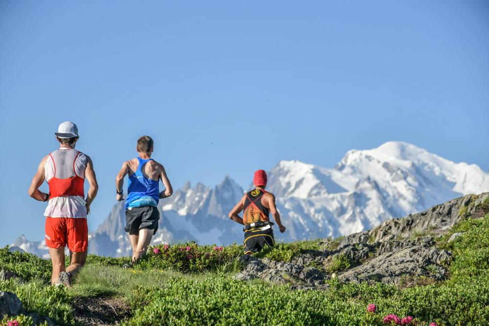 The Marathon du Mont-Blanc 2020 will be postponed. Photo source @ledauphine.com
