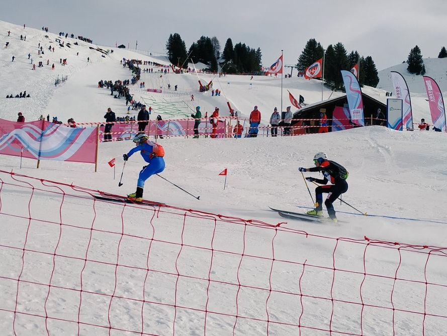 Margot Ravinel, photo source @instagram France Olympique