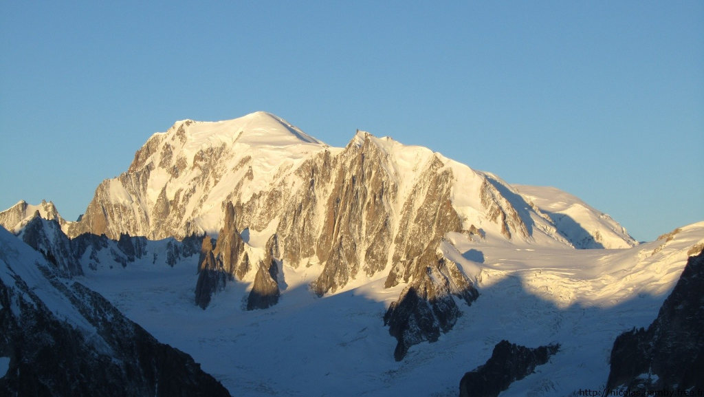 Mont-Blanc. Photo source: www.camptocamp.org