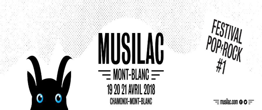 Musilac Mont-Blanc 2018
