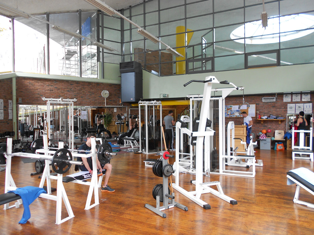 Salle De Sport Annecy Centre | Gianluca Loprete Photo