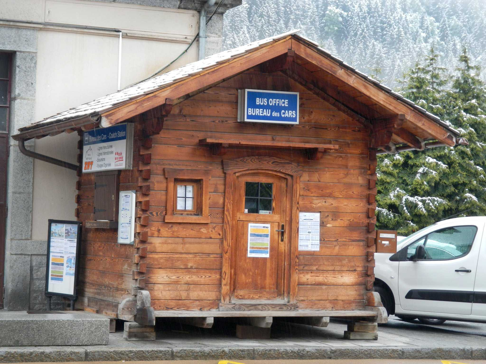 From Geneva to Chamonix by Bus Schedules Prices