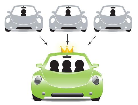 Image result for car pooling