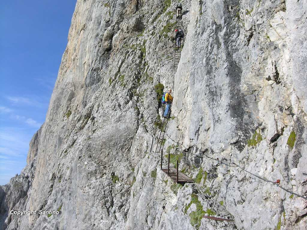 Klettersteig Chamonix : Chamonix via ferrata all the information