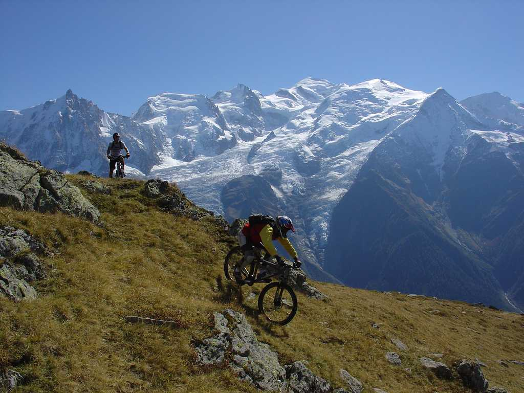 Chamonix MTB holiday with Singletrack Safari (1 week trip ...