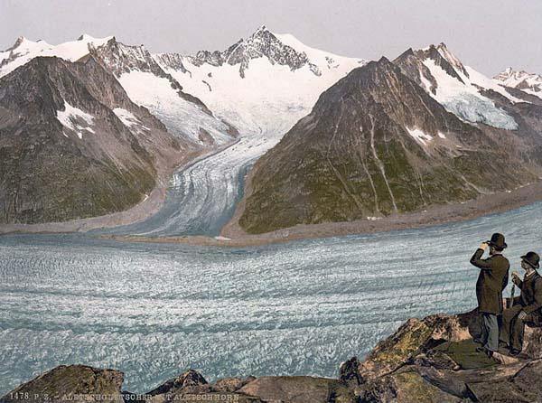 The birth of the Alps, Chamonix and the Mont Blanc | Chamonix.net