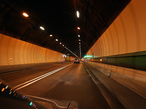 Mont Blanc Tunnel Toll Prices Get From France To Italy