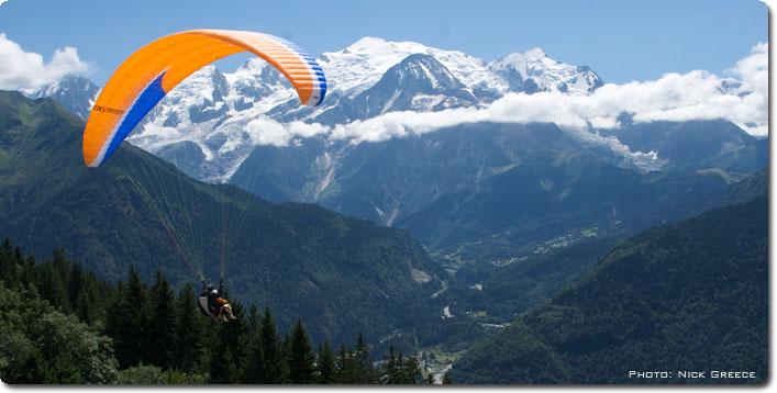 Fatal Paraglining Flight from Plan Praz   Chamonix net