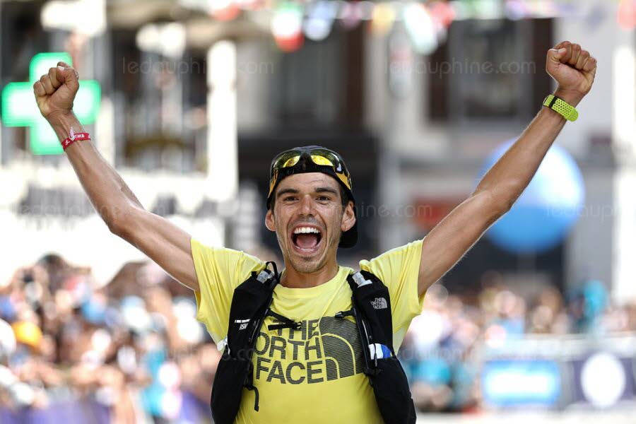 Pau Capell, who finished the race in the second-fastest time ever, has not yet announced if he would defend his title in 2020. photo source @ledauphine.com