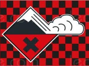 Chamonix: Risque d'avalanche très fort 5/5 (vigilance orange)