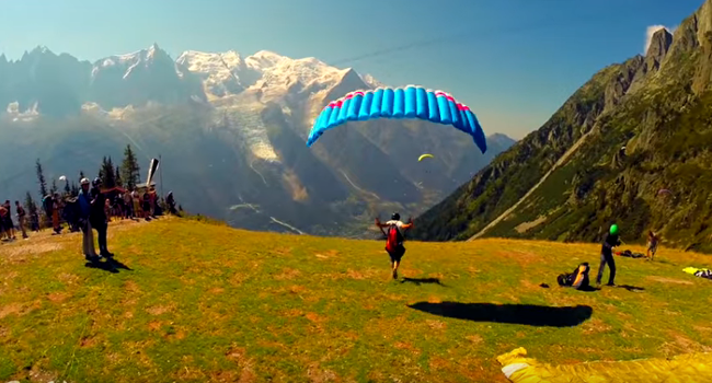 Speed flying. Photo source: ©Youtube.com