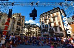 Chamonix CosmoJazz Festival 30 July 2013