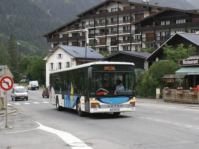 The Chamonix Bus
